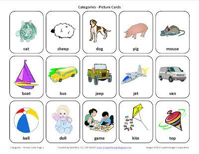 207 best categorizingsorting images on pinterest speech