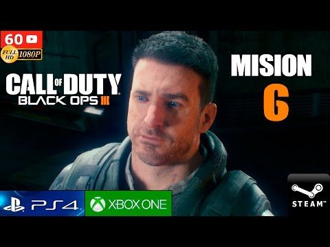 http://callofdutyforever.com/call-of-duty-gameplay/call-of-duty-black-ops-3-campana-completa-mision-6-gameplay-espanol-pc-1080p-60fps-ps4-xboxone/ - Call of Duty Black Ops 3 Campaña Completa | Mision 6 Gameplay Español PC 1080p 60fps | PS4 XboxOne  Call of Duty Black Ops 3 Campaña Completa Español Lista de Reproducción COD Black Ops III:https://www.youtube.com/playlist?list=PLcNU_oH-wkJ-kAShV5Mp37TW-vTUD1-p3 ☛ Comprar Juegos PC Baratos: http://www.instant-gaming.com/i