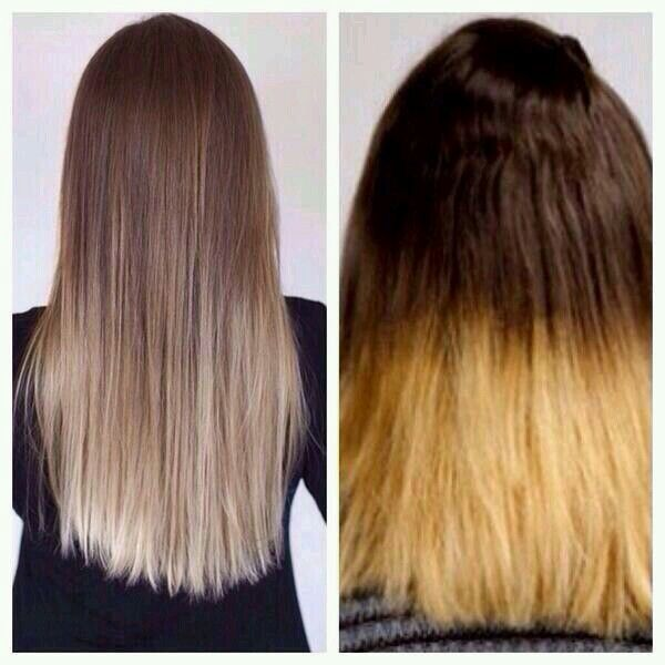 Good Ombre :-) ..... BAD OMBRE!!!! | Hair | Pinterest ...