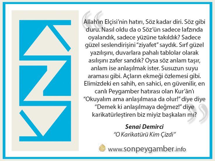 Senai Demirci http://www.sonpeygamber.info/o-karikaturu-kim-cizdi