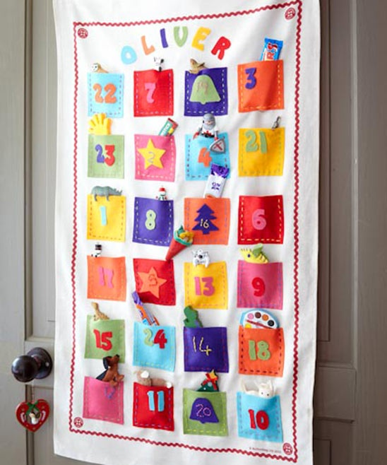 Advent Calendar DIY - James...can I whip this up in 3 days?
