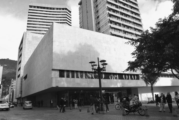 Clásicos de Arquitectura: Museo del Oro / Germán Samper