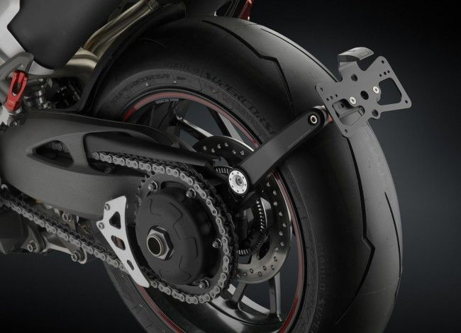 Triumph Speed Triple 1050 S/R Gets New Rizoma Accessories - autoevolution