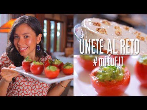 Ideas Saludables y Fáciles para Comer - #mitufit con Rawvana - YouTube