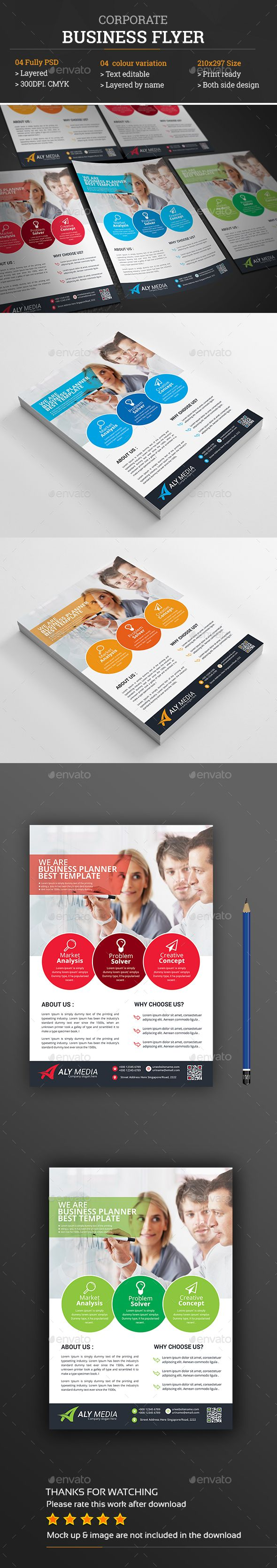 10 best business flyers images on pinterest