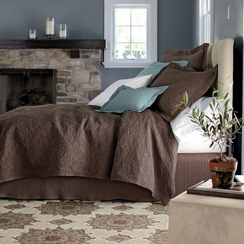 Blue Brown Bedroom Pictures: 1000+ Ideas About Brown Bedrooms On Pinterest