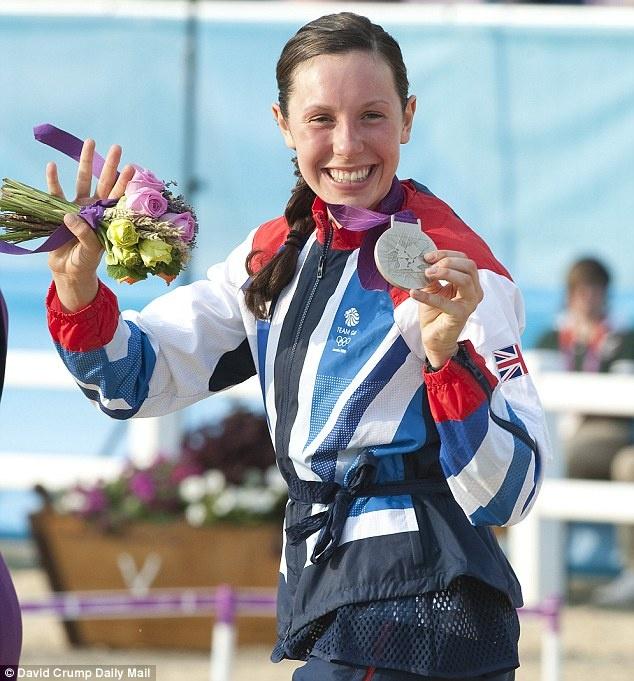 Samantha Murray - Silver, Women's Modern Pentathlon
