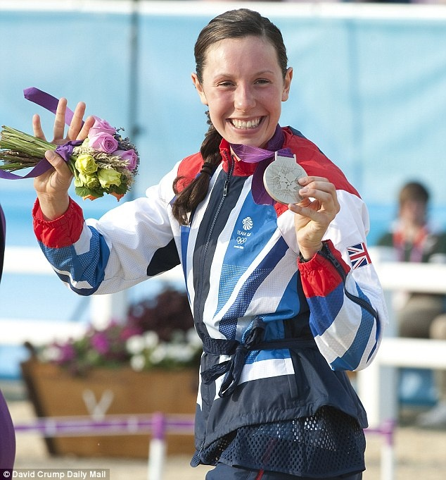 Samantha Murray - Silver, Women's Modern Pentathlon