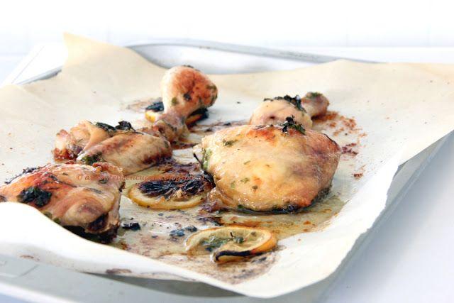 Arabafelice in cucina!: Pollo marinato al limone, il più facile del mondo!...