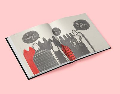 """Check out new work on my @Behance portfolio: """"My diary"""" http://be.net/gallery/35184111/My-diary"""