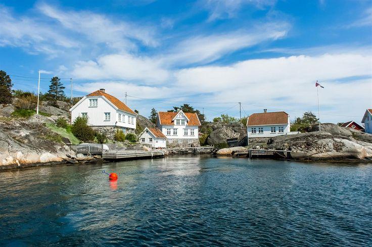 Norway Looks like Maine, USA