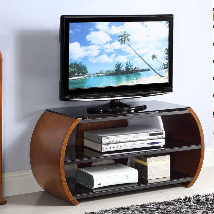 TV-Ständer Curve für Fernsehgeräte bis 127 cm