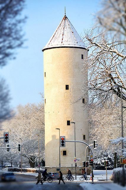 Buddenturm, Münster - Germany