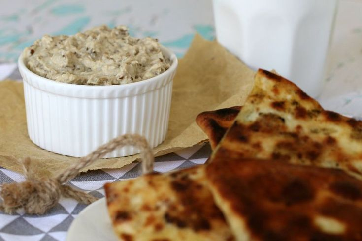 Thermomix Baba Ghanoush 2