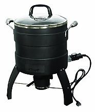 Masterbuilt Butterball Electric Turkey Fryer | Masterbuilt Butterball Oil-Free Electric Turkey Fryer and Roaster
