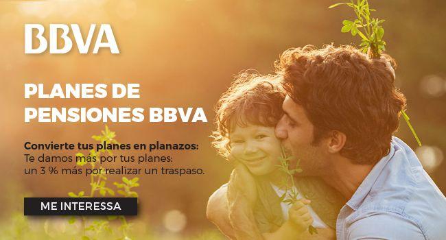 Descubre la banca online de BBVA y sus planes de pensiones