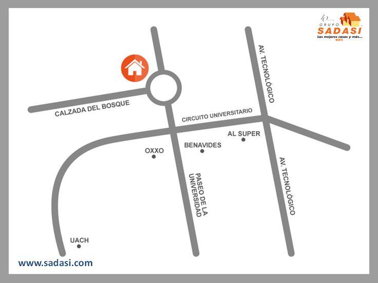 #conjuntoshabitacionales LAS MEJORES CASAS DE MÉXICO. MAGNOLIAS RESIDENCIAL, ubicado en la ciudad de Chihuahua, es un desarrollo de Altta Homes que cuenta con casa club con alberca, parques equipados y cableado subterráneo. En Grupo Sadasi, le invitamos a ejercer su crédito INFONAVIT o FOVISSTE, para comprar su casa en nuestros desarrollos. 01 (614) 5430769 al 72