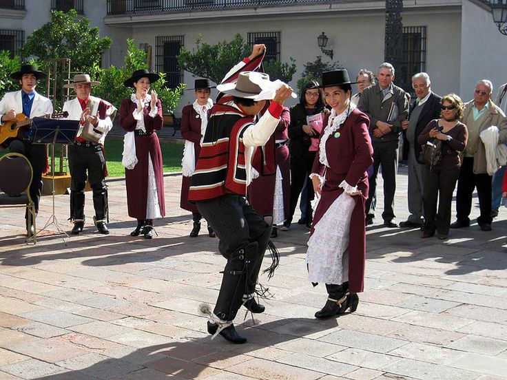 """Cuenca""  is a dance of loose couples, a man and a woman, wearing a handkerchief in his right hand. History, Culture and Tradition; in keeping with my story http://www.amazon.com/With-Love-The-Argentina-Family/dp/1478205458"