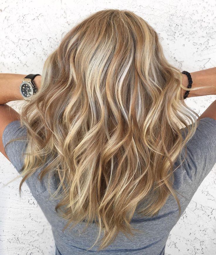 бейбилайтс окрашивание волос фото днем