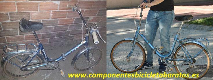 Cuando menos lo pensamos ! Tachan sale el sol !!! Propiedad de Componentes Bicicleta Baratos en Zaragoza.