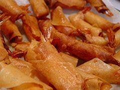 Fried Jumbo Shrimp for Pu Pu Platters