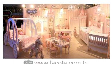 Lacote mimarlık bebek odası ve çocuk odası mobilya tasarımı