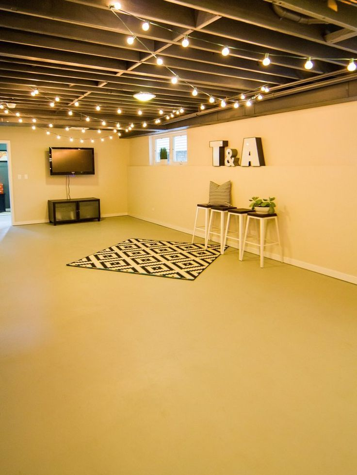 How Much Recessed Lighting For Basement : Best basement lighting ideas on