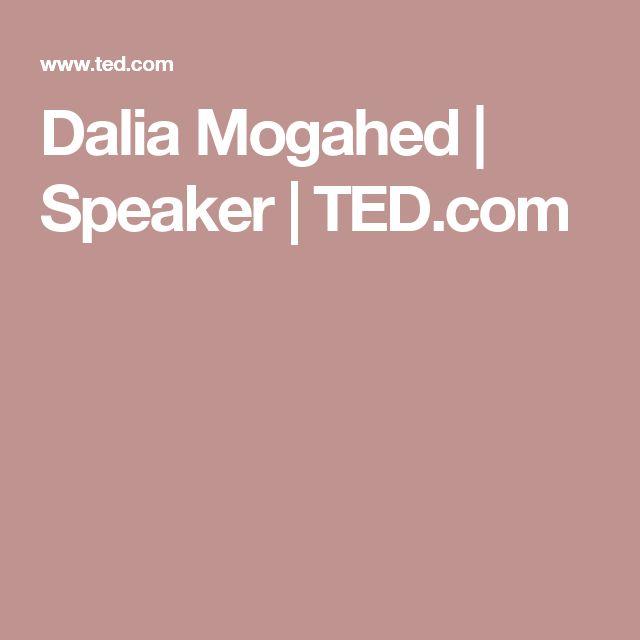 Dalia Mogahed | Speaker | TED.com