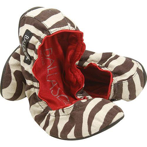 Sapatilha Ballasox Zebra