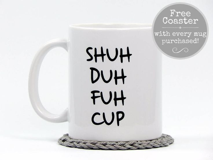 STFU, Shut The Fuck Up, Fuck Coffee Mug, Funny Coffee Mug, Funny Gift, Rude Mug, Cuss Word Mug, Fuck Mug, Boyfriend Gift, Ready To Ship by HotDangCoffeeMugs on Etsy https://www.etsy.com/listing/549896875/stfu-shut-the-fuck-up-fuck-coffee-mug