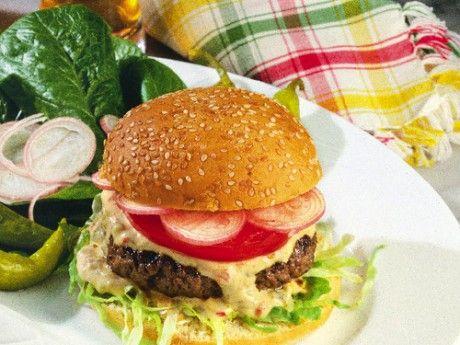 Traditionally hamburgers recipes