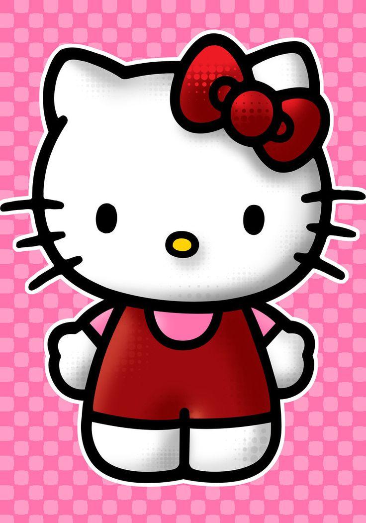 Hello Kitty Remix Series by Thuddleston.deviantart.com on @deviantART