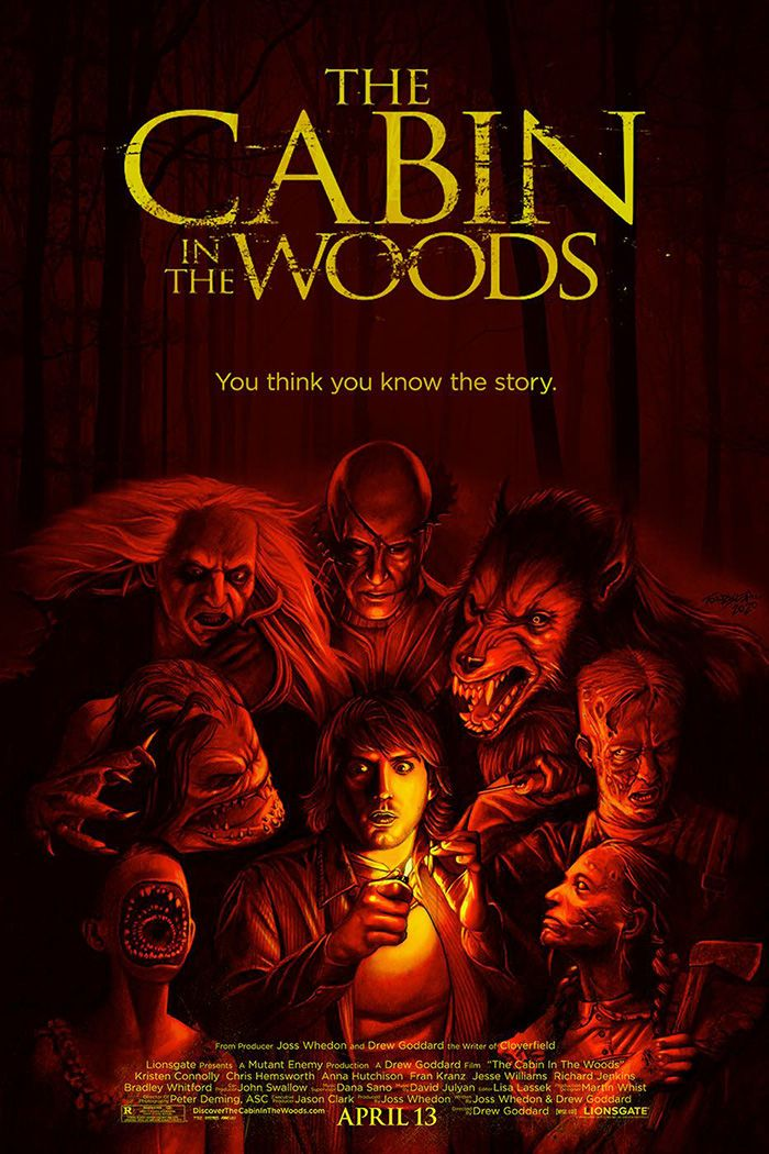 Horror Archives Home Of The Alternative Movie Poster Amp Into The Woods Movie Horror Movie Icons Classic Horror Movies