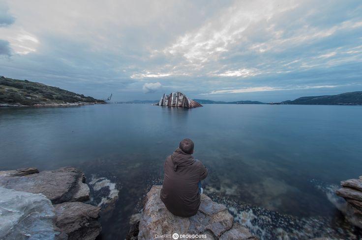 Shipwreck by Dimitris Drougoutis on 500px