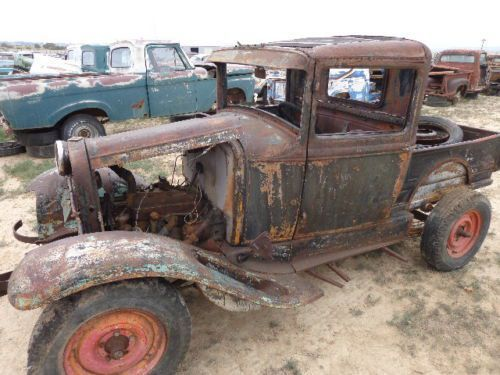 1931 Ford Pickup Truck Certificate of Registration Model A | eBay Motors, Parts & Accessories, Salvage Parts Cars | eBay!