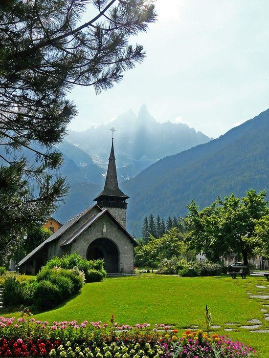 Country Church.