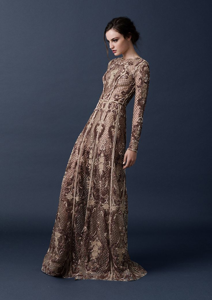 Fall in Love with These 15 Long for Weddings of Evening Dresses!