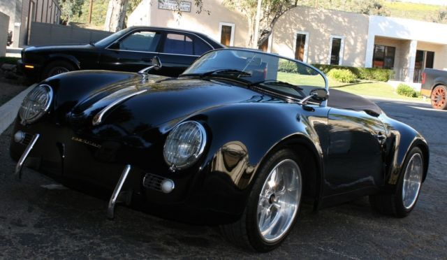 1957 Porsche Speedster 356 Widebody Replica Classic Porsche Other 1957 For Sale Kit Cars