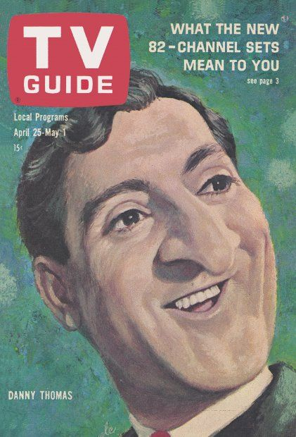 What the new 82-channel sets mean to you...  TV Guide  4/25/1964