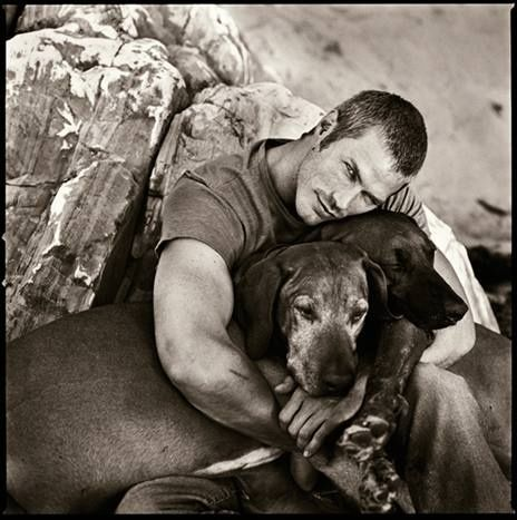 A MAN & HIS DOG - Jason Lewis