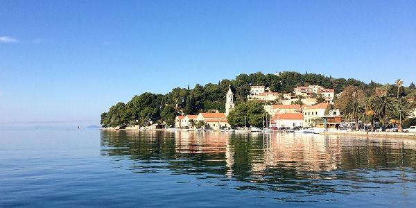Klimat i położenie Chorwacji