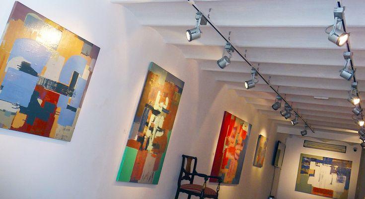 LaGaleria gallery. Barcelona, 2011