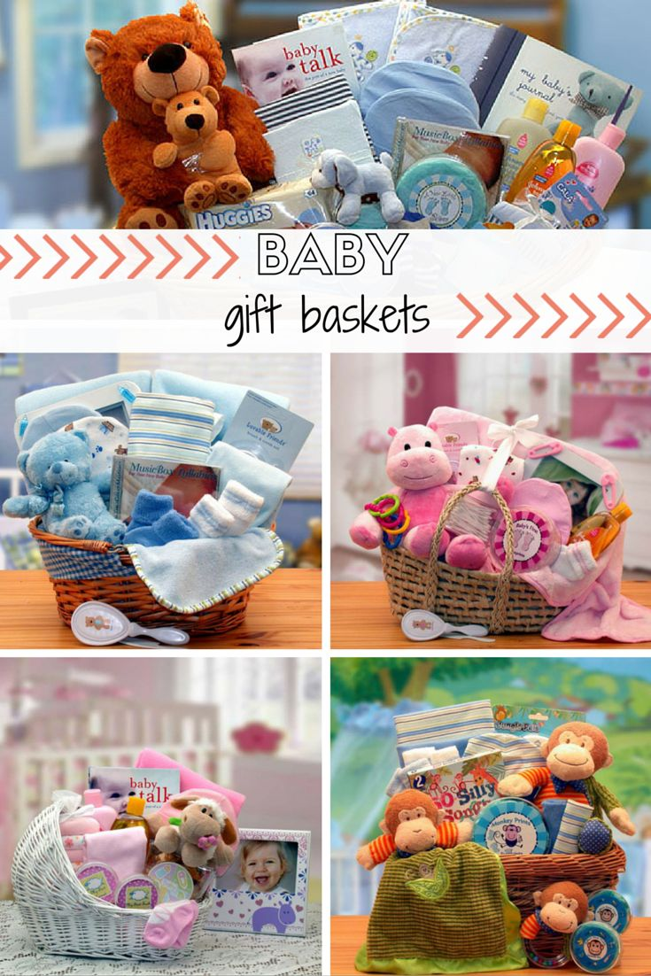 Baby Gift Basket For Dad : Best ideas about baby gift baskets on