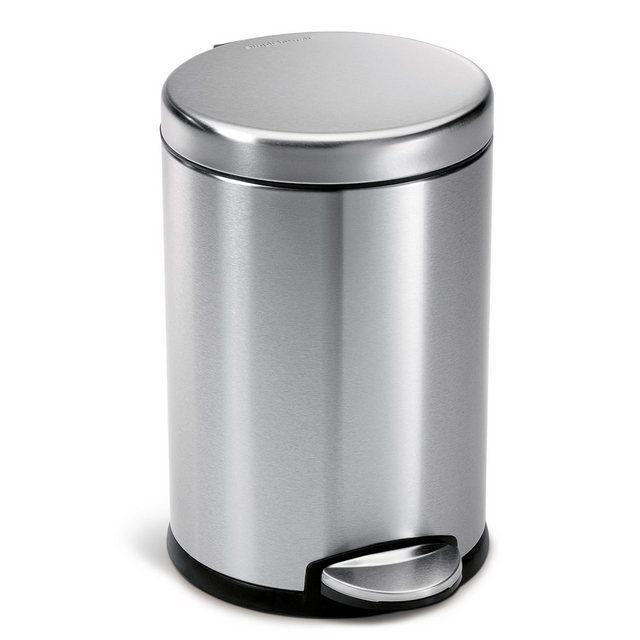 Mülleimer »3L runder Treteimer« Küchenmülleimer