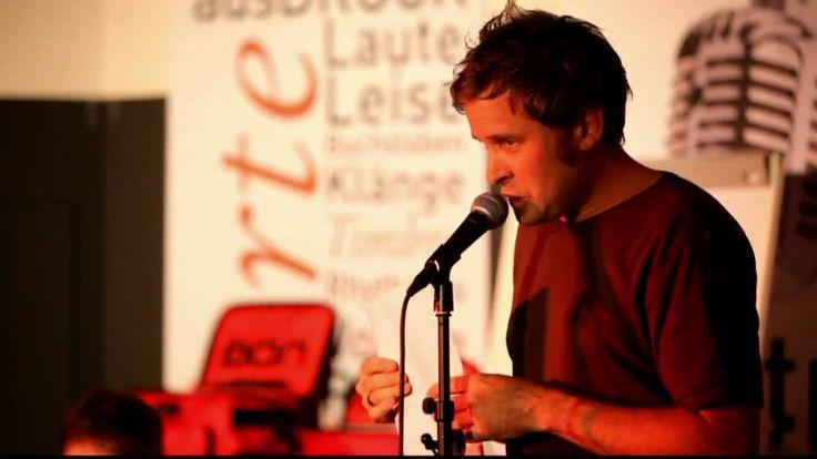 German only! Poetry Slam Ulm: Bybercap