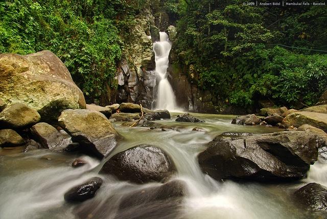 Mambukal Falls, Bacolod