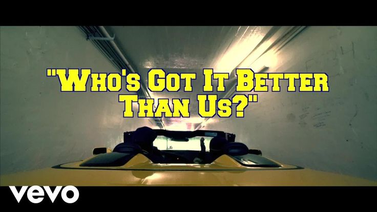 Bailey - Who's Got It Better Than Us? U of Michigan Football, 7/18/2016 release - it's alright, not what I would call a 100 Victor tune