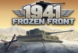 1941 Frozen Front es un juego de estrategia inspirado en la segunda Guerra mundial, debes planificar tus ataques con tanques de guerra y todo un ejército de soldados combatientes. ¡Lleva tu ejército de tanques blindados hacia la victoria!. Usa tu estrategia para ganar la segunda guerra mundial con tanques antiguos como los Panzer, T-34 o el KV-1. Sumérgete en la historia de nuestros antepasados para ganar la Segunda Guerra Mundial de 1941.