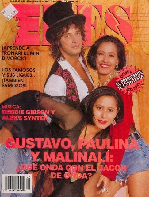 Gustavo Cerati, Pualina y Malinali