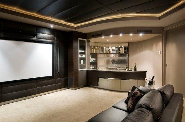 23 Ultra Modern And Unique Home Theater Design Ideas Cinema